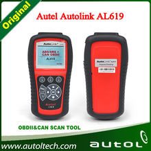 Autel AutoLink ABS/SRS +CAN OBDII  Diagnostic Tool AL619 Diagnoses ABS/ SRS system AL 619 Update ONline