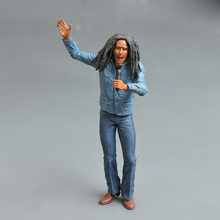 Legends Bob Marley Reggae Singer PVC Figure Model Collection Doll Toy