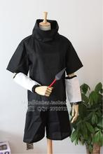 Athemis Naruto Sasuke Uchiha Cosplay Costume custom made SZYBKJAA0341(China)