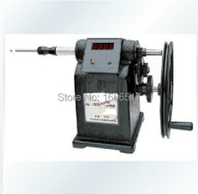 NZ-7 Manual Hand Coil Winding Machine Coarse wire diameter 2.5mm (Can be modified to electronic winding by yourself)