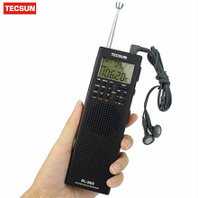 Tecsun PL-360 PL 360 PL360 Digital Radio AM FM SW MW LW Pocket Recorder Shortwave PLL DSP ETM SW MW LW Receiver Radio(China)