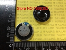 Free shipping 10pcs 2W 8R 8 ohm diameter 28MM speaker small speaker mobile VCD / EVD thick 5.6MM environmental protection(China)