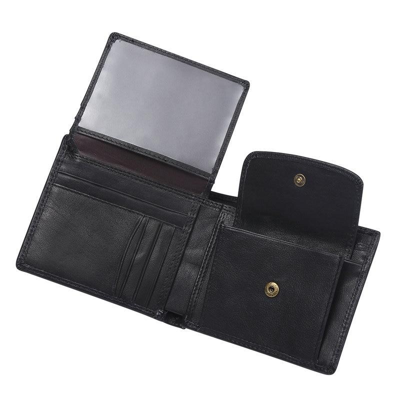 black wallet 521