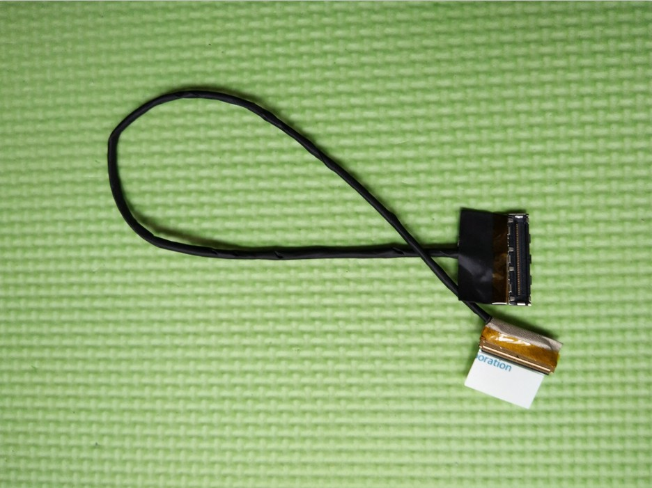 WZSM New laptop LCD LVDS cable Free Shipping for CLEVO P775DM P775DM2 6-43-P7751-020-1L<br>