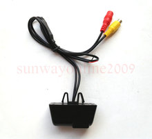 car camera!!! CAR CCD SONY REAR VIEW REVERSE BACKUP CAMERA FOR FORD TRANSIT CONNECT with Reference Line(China)
