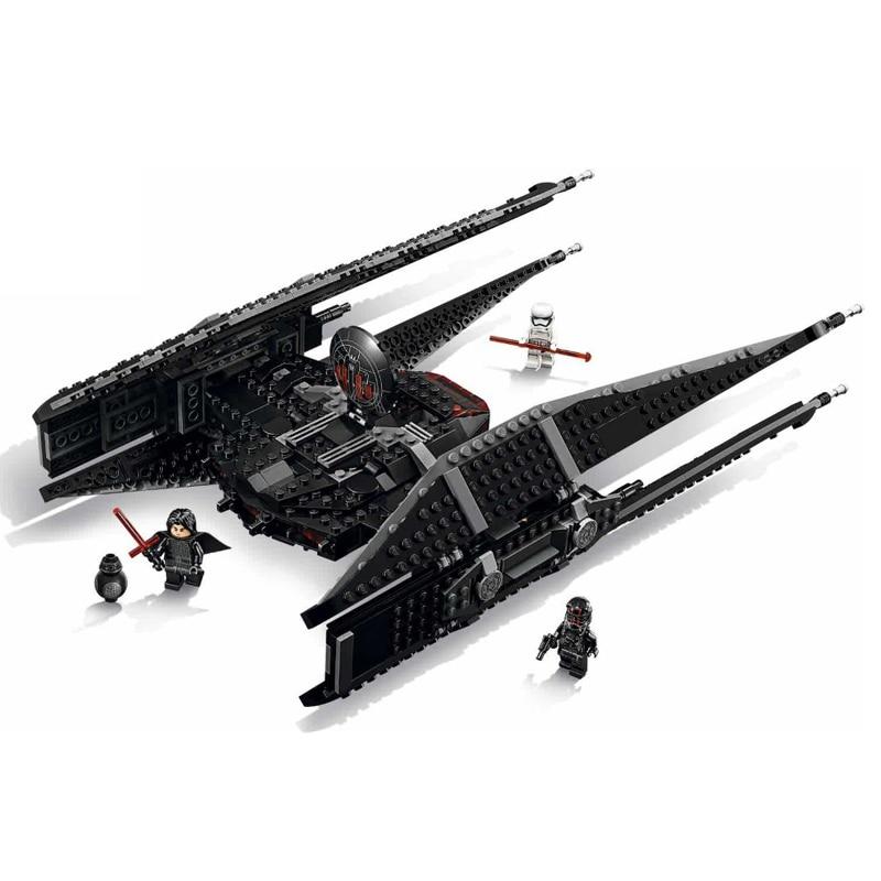 Kylo Ren/'s Tie Fighter Star Wars LEGO 75179 NO MINI FIGS // BOX