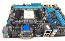 original motherboard for AUSU A85XM-A  socket FM2 ddr3 Desktop mini motherboard tested good!