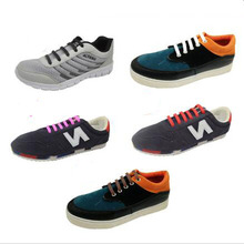 Modern 12pcs /Pair Unisex Lazy Athletic Running No Tie Shoelaces Women Men Elastic Silicone Shoe Lace All Sneakers Fit Strap(China)