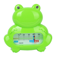 1Pcs Kids Newborn Baby Bath Toys Accessories Water Thermometer Water Temperature Care Shower Products Children Float Baby Care(China)