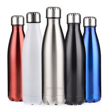 ZORASUN 17oz Double Wall Vacuum Insulated Stainless Steel Water Bottle for Outdoor Sport Climbing Camping Hiking Cycling