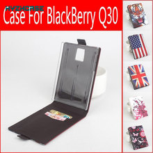 2015 New Luxury Cover Case For BlackBerry PASSPORT Q30 New Fashion Design PU Filp Painted Open Up And Down Phone Wallet Case