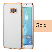 Nephy Cover For Samsung Galaxy S6 S 6 edge plus G920F G925F G928F G920 G925 G928 Duos Phone Case Clear Soft Ultrathin TPU Casing