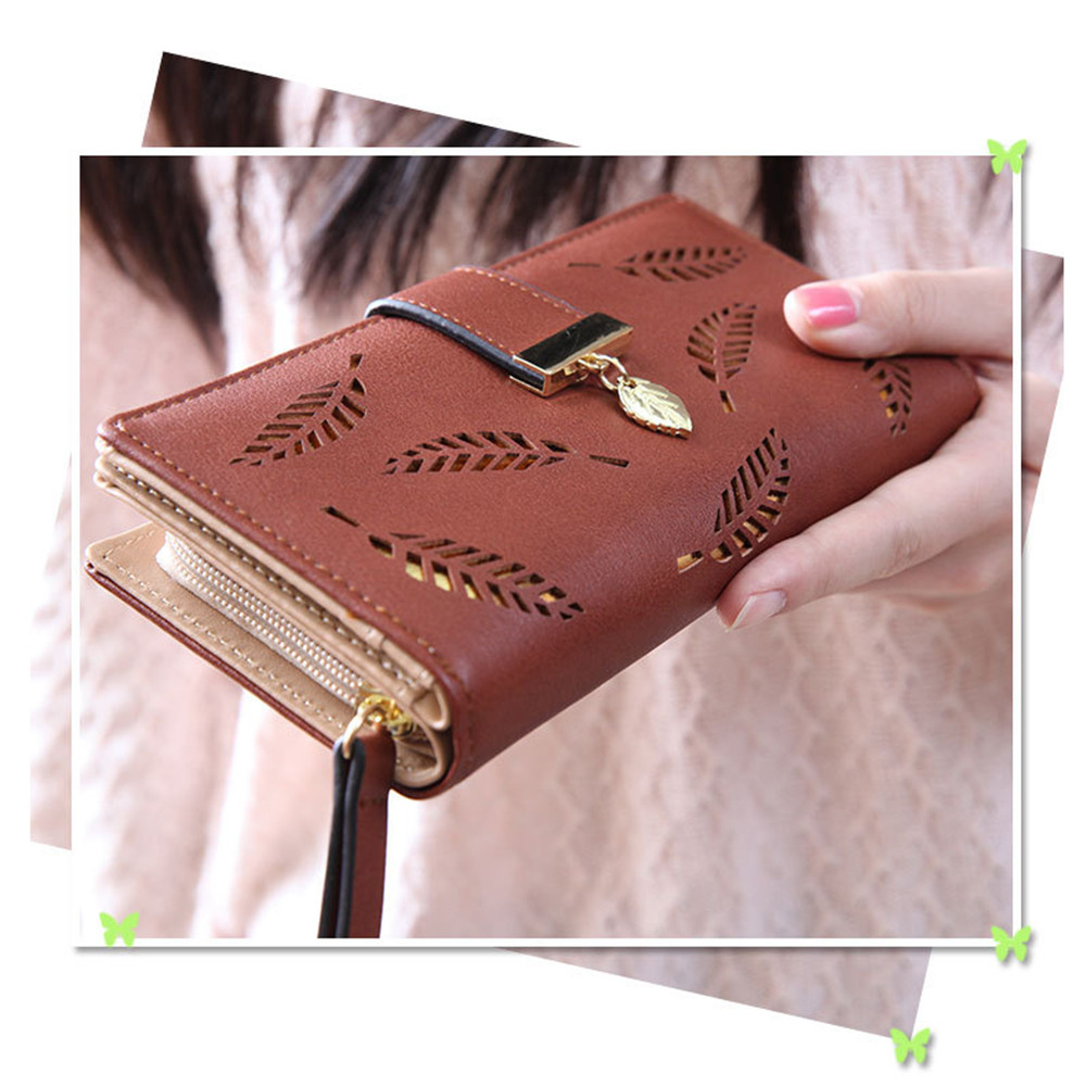 2017 luxury brand women wallets PU leather clutch bag High capacity lady purse for women gift D1031-8<br><br>Aliexpress