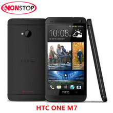 Original Phone HTC ONE M7 Unlocked 3G 4G Wifi GPS 4.7'' Touch Cell Phone 2GB RAM 32GB Storage Android Unlocked Bar SmartPhone(China)