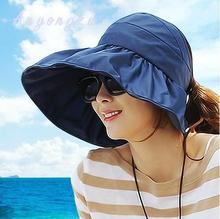 4 Pcs/lot New Lady Sun Hat Summer Spring Travel Outdoor Beach Women Charming Beautiful Cool Fashion Convenient Hot Cap Mz-15-01