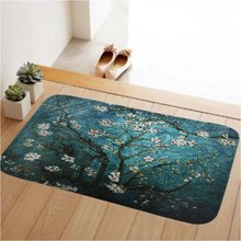 Tolulu Small Doormat Low Profile Door Mat Door Indoor/Bedroom/Front Door/Bathroom/Kichten Etc Mats
