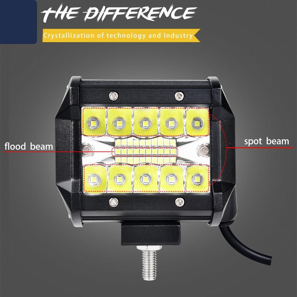 18w Car Work Light Led Spotlight Spot Lamp Waterproof Searchlight Circuit Series 5b15dledcircuitjpgd 1 2 3 4 5