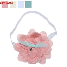 HOT Brand LYH Sun Ward Summer Girl's Flower Sweet Headbands