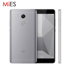 "Xiaomi Redmi Note 4X 4 X 3GB RAM 32GB ROM Mobile Phone Snapdragon 625 Octa Core 5.5"" FHD 13.0MP Camera Fingerprint ID"