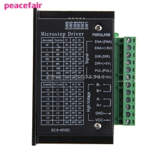 TB6600 Single Axis 4A Stepper Motor Driver Controller 9~42V Micro-Step CNC -Y121 Best Quality