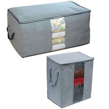 High quality Folding Storage Box Bag With Cover For Bra Underwear Necktie Socks Two Sizes IA839 P0.5(China)