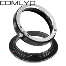 Brand Camera Rear Lens Protection Ring 58mm Macro Reverse Ring Adapter For Canon EOS EF Mount Lens adapter Camera Accessories(China)