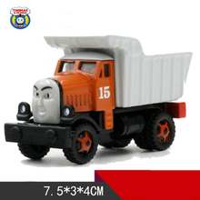 MAX Truck One Piece Diecast Metal Train Toy Thomas and Friends Megnetic Train The Tank Engine Toys For Children Kids Gifts
