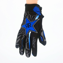 Rockst Motocross gloves Cycling Riding Bike Sports Mountain Bicycle Racing Motorcycle Full Finger Gloves A806