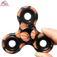 Buy Spinning Top Fidget Spinner Electroplated EDC ABS Hand Spinner Cube Anti Stress Toys Kid Adult Finger Spiner Gift for $1.20 in AliExpress store
