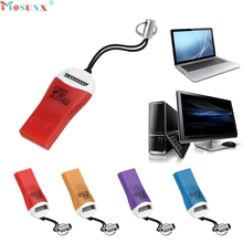 Mosunx Factory Price New High Speed USB 2.0 Mini Micro SD T-Flash TF M2 Memory Card Reader 0217 Drop Shipping(China)