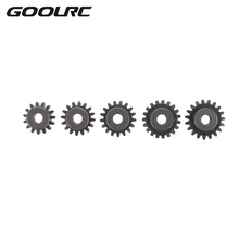 GOOLRC M1 5mm 15T 16T 17T 18T 19T Pinion Motor Gear Combo Set for 1/8 RC Car Brushed Brushless Motor DIY RC Vehicle Model Parts(China)