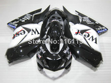 Fairing kit for Kawasaki Ninja fairings 250r 2008- 2014 injection molding EX250 08-14 white black West custom set ZX250 NZ49