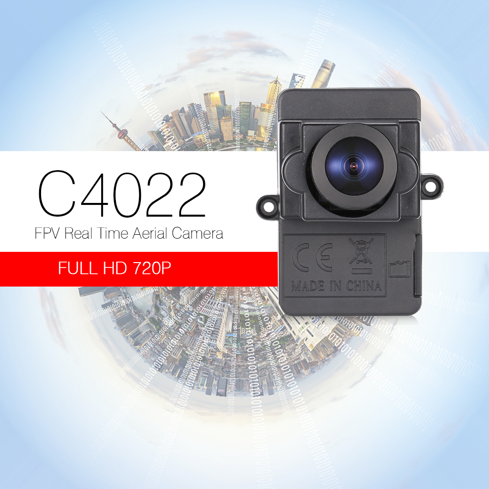 Full HD Real Time Aerial Camera