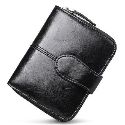 Fashion Short Snake Skin Women wallets 100% Genuine Leather Wallet women Famous Brand Designer Cowhide Female purse<br><br>Aliexpress