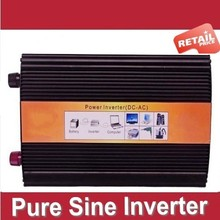 DHL FEDEX UPS express 1200W Pure Sine Wave Inverter DC to AC 2400 Watt Peak Power, Off Grid Wind Solar System Inverter(China)
