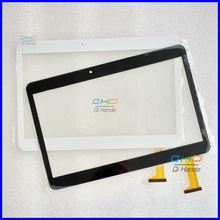 (Ref:MF-762-101F-3 FPC FHX/MJK-0331-FPC) 10.1 -inch Tablet PC Capacitive Touch Screen Panel Digitizer Sensor Replacement Parts