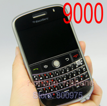 9000 Cellphones Original Refurbished Blackberry 9000 Bold Mobile Phone Unlocked 3G GPS Wi-fi Bluetooth & One year warranty(China)