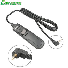 GODOX RC-C1/C3/N1/N3/S1 DSLR Remote Control Cord Camera Shutter Release Cable For Canon/Nikon/Sony,etc(China)