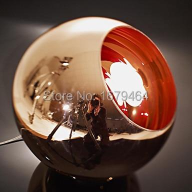 Color Bronzed Mini Pendant, LED 1 Light, Minimalist Metal Glass Electroplating Free Shipping<br>