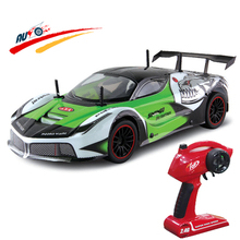 RC Car 2.4G 1:10 Racing Car For Laf GT High Speed Champion Car Radio Control Vehicle Racing Car Model Electric RTR Toy
