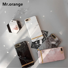 Buy High Luxury Painting Marble Phone Case Anti-knock Soft TPU Silicone Case IPhone 7 7plus 6 6s 6plus Cute Cover Fundas for $3.67 in AliExpress store