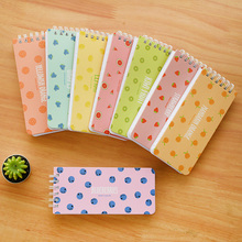 Mini Cute Diary Pocket new Notebook small Memo Gift Journal color design hot stationery Topselling originality Vantage Travel XM(China)