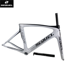 2017 chinese carbon frames SEQUEL road bike carbon frame many colors available cheap carbon frame road bike 2 years warranty(China)
