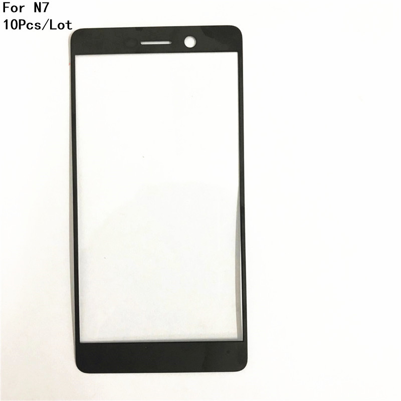 10pcs-Lot-5-2-Touch-Screen-Sensor-Front-Glass-Lens-panel-For-Nokia-N7-Touchscreen-For