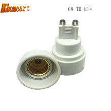 Lighting Accessories E27 TO MR16/B22/G9 Lamp Base E14 TO G9 Light G9 TO 14/27 Holder GU10 T O E27/MR16 Lampholder GU24 TO E27(China)