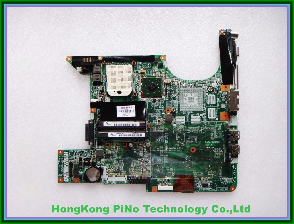 461861-001 for HP F700 PAVILION DV6000 laptop motherboard main board NVIDIA DDR2 100% test(China (Mainland))