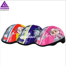 Children Bicycle Skating Skateboard Helmet Lenwave Brand Sport Safety Equipment To Protect Kids Skate Helmet