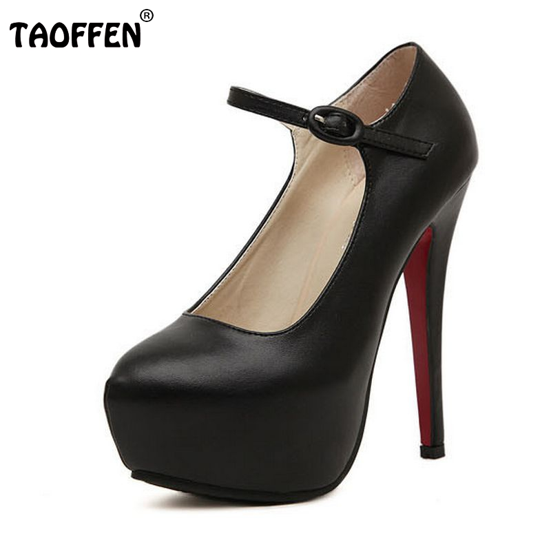 women high heel shoes dress high heels lady platform round toe sexy  pumps H149 Hot sell  size 35-40<br><br>Aliexpress