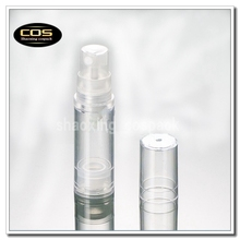 100pcs ZA214M 5ml airless spray bottle, 5ml airless package for cosmetic, 5ml clear bottle with pump mist spray