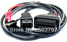 Connect cable for obd1 Peugeot 2 pin to 16pin